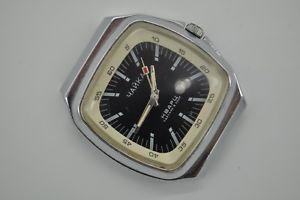 【送料無料】vintage ussr russian wristwatch chaika chayka quartz serviced[342]