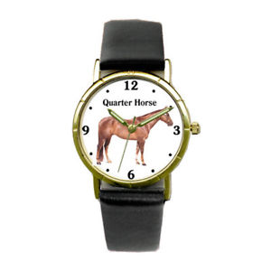 【送料無料】quarter horse watch