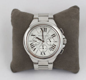 【送料無料】michael kors mk5719 womens chronograph camille stainless steel watch