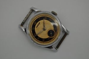【送料無料】vintage ussr russian wristwatch 2q1958 1mchz pobeda serviced [424]