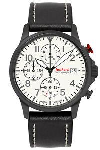 【送料無料】junkers tante ju chronograph herrenuhr chrono 68725