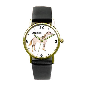 【送料無料】arabian horse watch