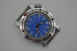 【送料無料】vintage ussr russian wristwatch vostok mini serviced [383]