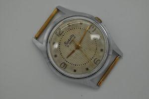【送料無料】vintage ussr russian wristwatch raketa serviced [405]