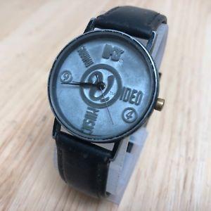 【送料無料】vintage mtv music award by pedre men lady analog quartz watch hours~ battery