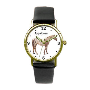 【送料無料】appaloosa horse watch