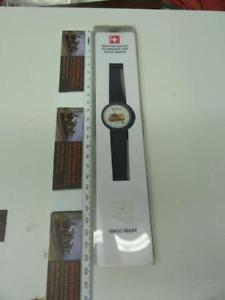 albis swiss wristwatch of the sbb  29011994