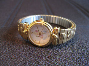 【送料無料】precious moments wristwatch