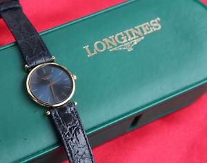 【送料無料】longines la grande classique ref l41352 quartz damenuhr 22 mm box