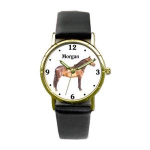 【送料無料】morgan horse watch