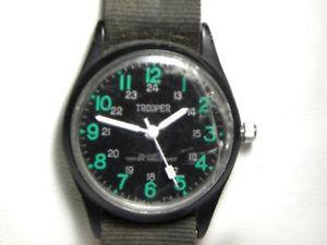 【送料無料】trooper 24 hour watch water resistant
