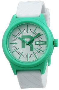 【送料無料】reebok classic r swirl womens analog watch white green rccswl2ptpwwt