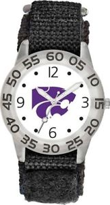 【送料無料】logoart kansas state university childs fan watch