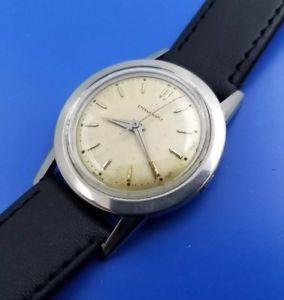 【送料無料】vintage 1960s mans eternamatic self winding fully serviced warranty