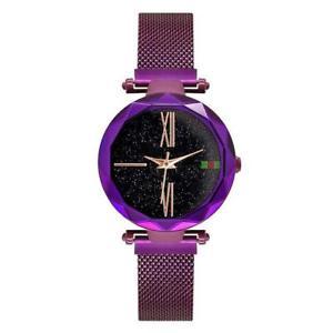 【送料無料】magnetic strap watch