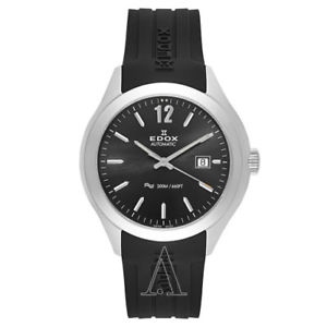 【送料無料】edox c1 date automatic mens automatic watch 801113canin