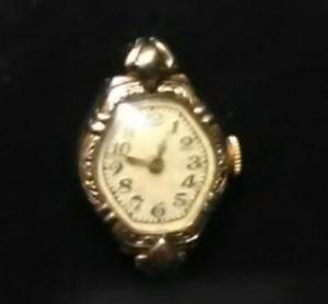 【送料無料】very very rare ladies vintage pioneer wrist watch made in germany 1945