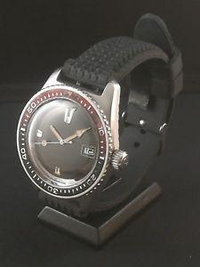 【送料無料】neues angebot montre ancienne bessa vintage watch skin diver annees 70 eta 2472