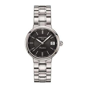 【送料無料】certina womens ds stella steel bracelet quartz watch c0312101105100