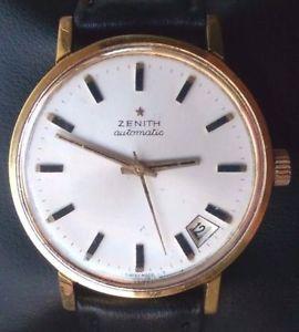 【送料無料】zenith automatic cal 2552pc 23 jewels gp rare vintage swiss made