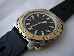 orologio squale quarzo 200mt  vintage modello originale anni 197080