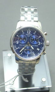 【送料無料】tissot prc 200 chronographbrand ss bracelet