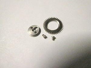【送料無料】 chronograph watch parts, crown whl amp; core wscrews, valjoux, 237272c88