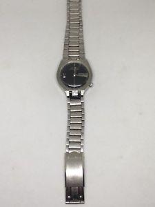 bulova accuquartz watch asymmetrical n4