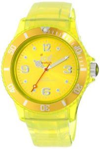 【送料無料】icewatch jyytuu10 icejelly watch yellow
