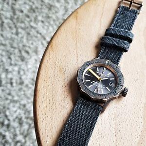 【送料無料】obris morgan nautilus bronze patina