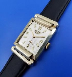 【送料無料】vintage 1950s mans longines hand winding fully serviced warranty