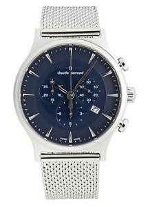 【送料無料】claude bernard sophisticated classics chronograph 10217 3m buin1