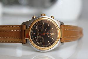 【送料無料】certina ds generation *quartz chronograph, 199394*
