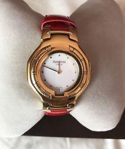 【送料無料】authentic rare vintage favre leuba watch serial number 2012611
