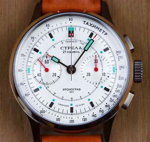 【送料無料】co40cyw strela chronograph 40mm