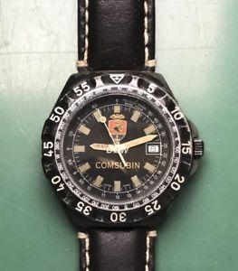 【送料無料】orologio professionale dpw breitling per comsubin vintage professional watch