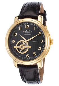 【送料無料】rotary les originales jura gs9050419 men's swiss made automatic watch 1495