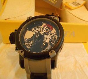 【送料無料】 mens invicta 14634 artist series white wedding misfits quartz watch
