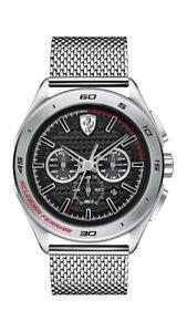 【送料無料】scuderia ferrari herrenuhr gran premio chronograph 0830347 analog chronograph ed