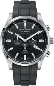 【送料無料】claude bernard sporting soul aquarider chronograph 10222 3ca nv