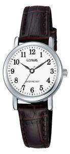 【送料無料】neues angebotlorus ladies strap watch rrs11wx9 rrp 2999 now 2395 free uk pamp;p