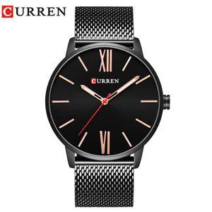 【送料無料】curren  tops simple minimalism luxury quartz wrist watches for men relogio m