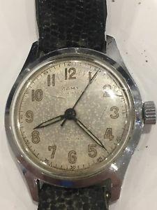 【送料無料】montre camy bracelet ancienne , elle fonctionne 17 jewels