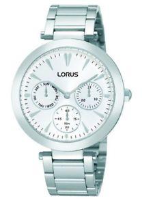 【送料無料】lorus ladies stainless steel calendar watch  rp621bx9lnp