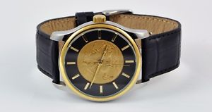 【送料無料】beautiful st george mens quartz watch, never been worn