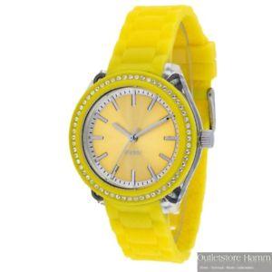 【送料無料】esprit es900672010 play glam yellow