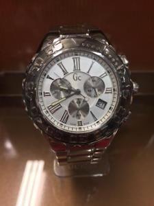 【送料無料】guess collection gc mens sport gc32500 chronograph watch 67800 now 39900
