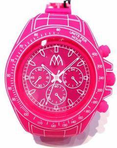 【送料無料】digitona mm time,orologio led,design cronografo,dgt04pswh,list95,fucsia,estate