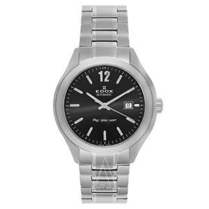 edox c1 date automatic mens automatic watch 801113mnin