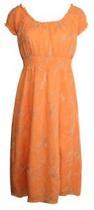 【送料無料】nille philbert damen kleid peach mary dress ss090301